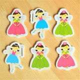 cup cake fairy toppers