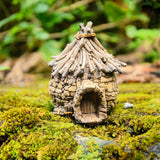mini fairy hut