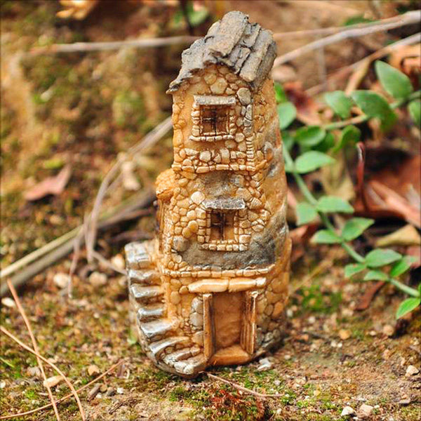 fairy garden tower