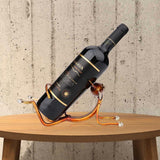 Yoga Cat Wine Bottle Holder