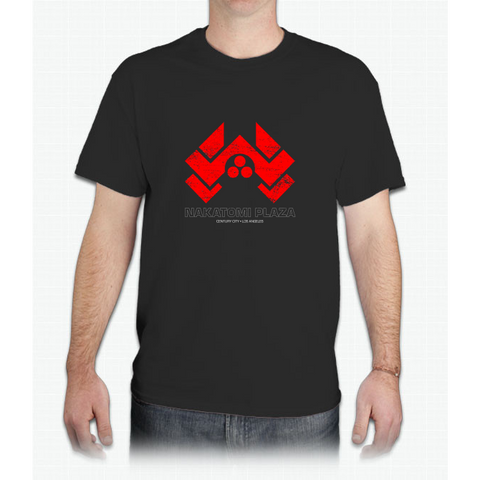Nakatomi Plaza - Mens T-Shirt