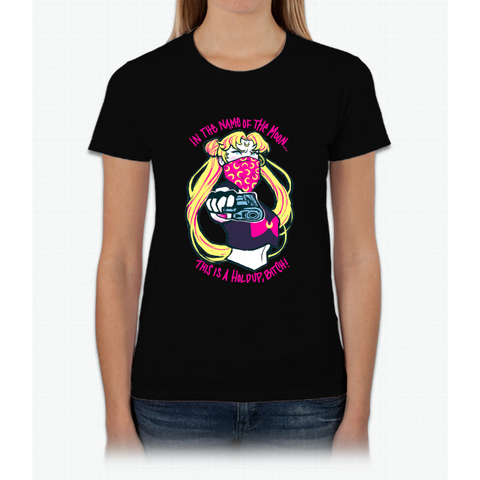 Thug Usagi. Womens T-Shirt