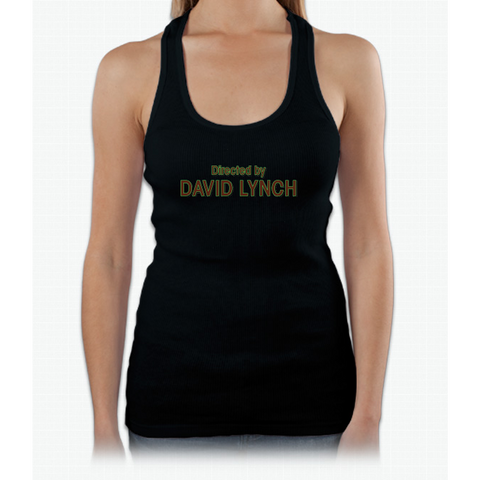 Directed by David Lynch Womens Tank Top