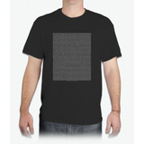 Bee Movie Script (Updated: Check Description For Details) - Mens T-Shirt