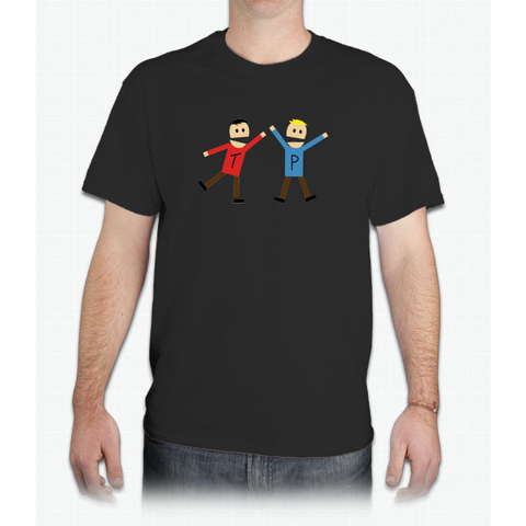 Terrence & Philip - South Park - Mens T-Shirt