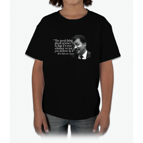 The good thing about science Young T-Shirt