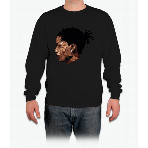 Asap Rocky Art Long Sleeve T-Shirt