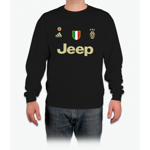 JUVENTUS Long Sleeve T-Shirt