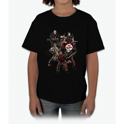 Death Metal Killer Music Horror Young T-Shirt