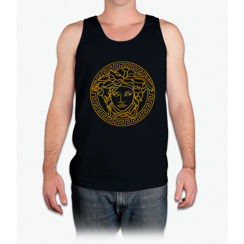 Versace golden medusa - Mens Tank Top