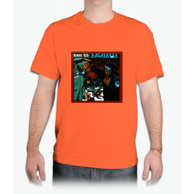 Liquid Swords T-Shirt - Mens T-Shirt