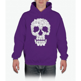 Skulls are for Pussies Hoodie