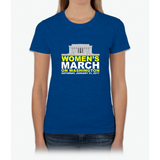 Women's March on Washington Womens T-Shirt