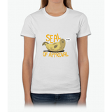 Seal of Approval Womens T-Shirt