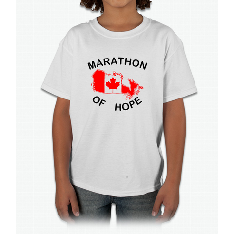 Marathon of Hope, 1980 Young T-Shirt