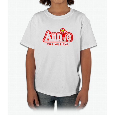 Annie the Musical Young T-Shirt