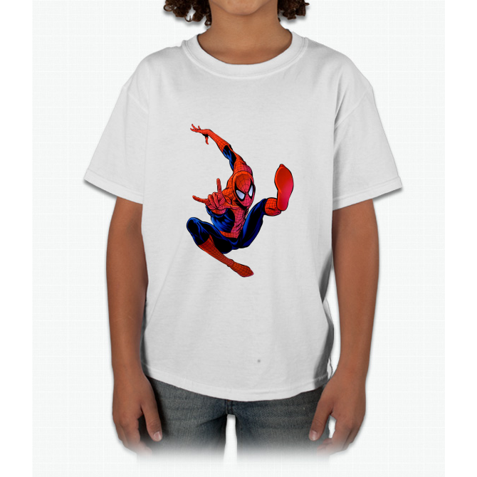 spiderman Young T-Shirt