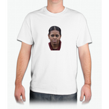 Michelle Obama Mean Face - Mens T-Shirt