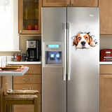 Awesome Dog Fridge/Wall Stickers - 2 Pack Exclusive