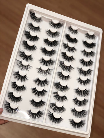 Double-up LashBook- 20 lashes