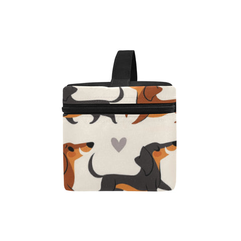 Image of Dachshund Cosmetic Bag