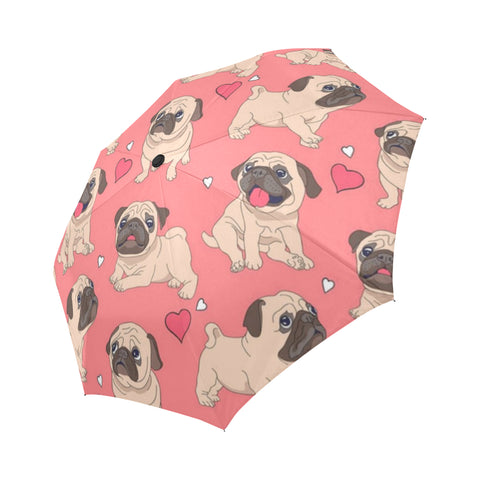 Image of Pug Cute Umbrella