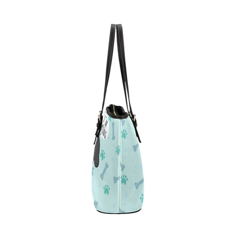 Image of Dachshund Kiss Tote Bag
