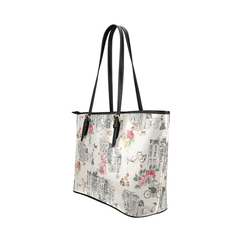 Tricolor Corgi Urban Tote Bag