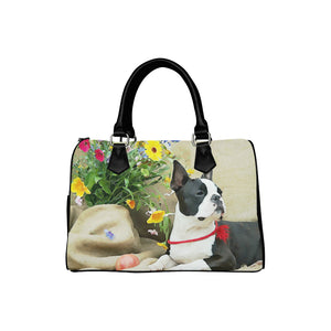 Boston Terrier Handbag