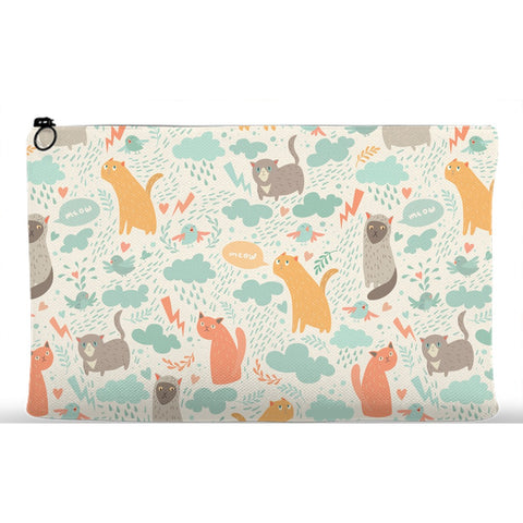 Image of Cat Cute Pouches