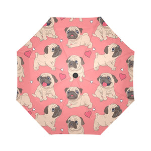 Pug Cute Umbrella
