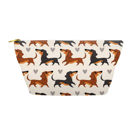 Dachshund Cute Accessory Pouches