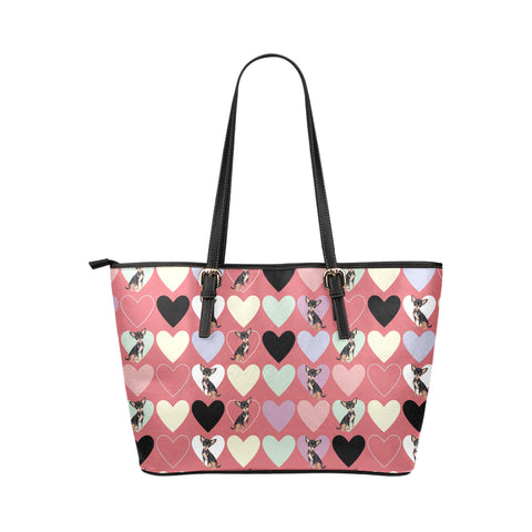 Chihuahua Love Tote Bag