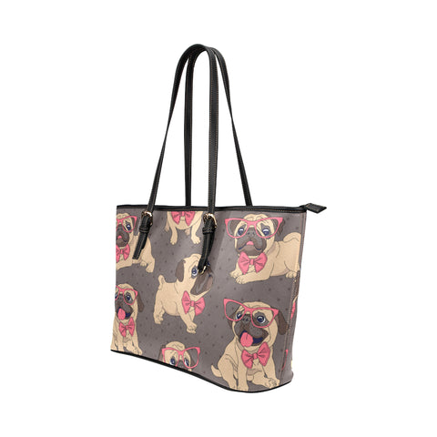 Image of Pug Tote Bag 2