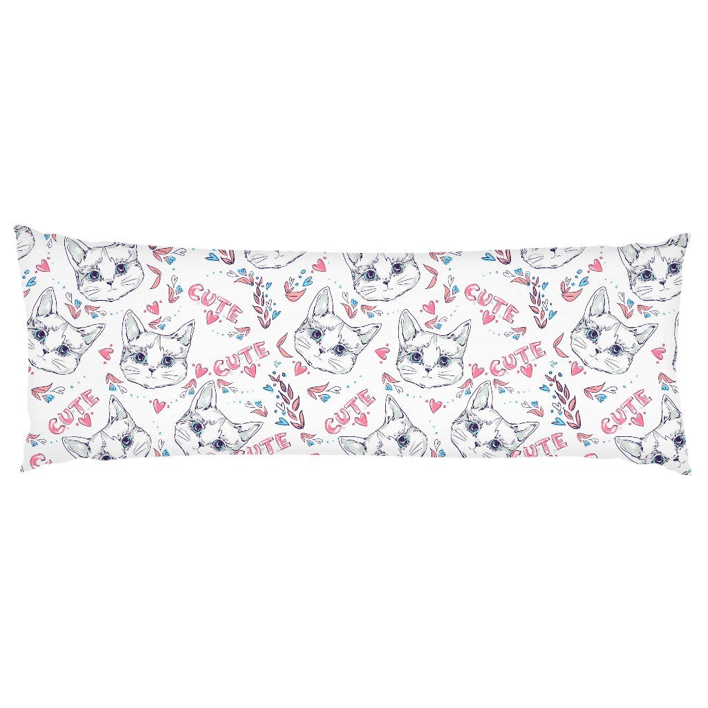 Cat Cute Body Pillows | Pet Unique Store