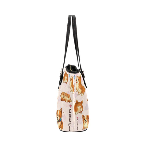 Corgi butt big Tote Bag