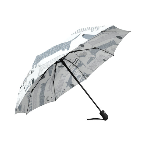Dachshund Vector Umbrella