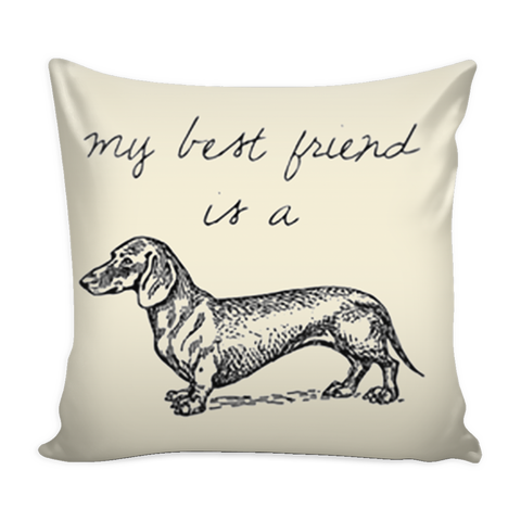 Image of Dogs Cushion case