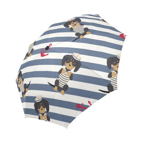 Dachshund Umbrella 3