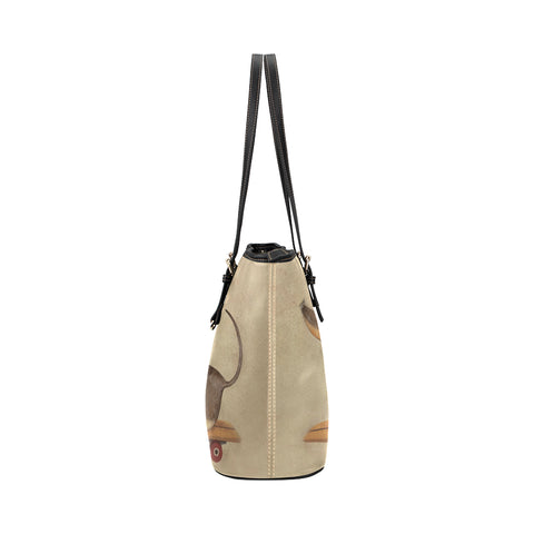 Image of Dachshund Angel Tote Bag