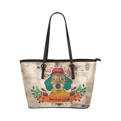 Dachshund Cute 4 Tote Bag