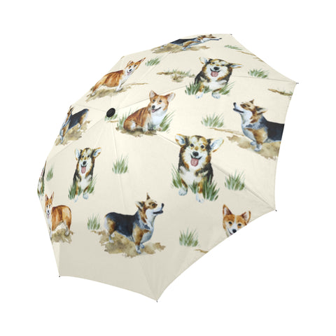 Corgi Cute Umbrella