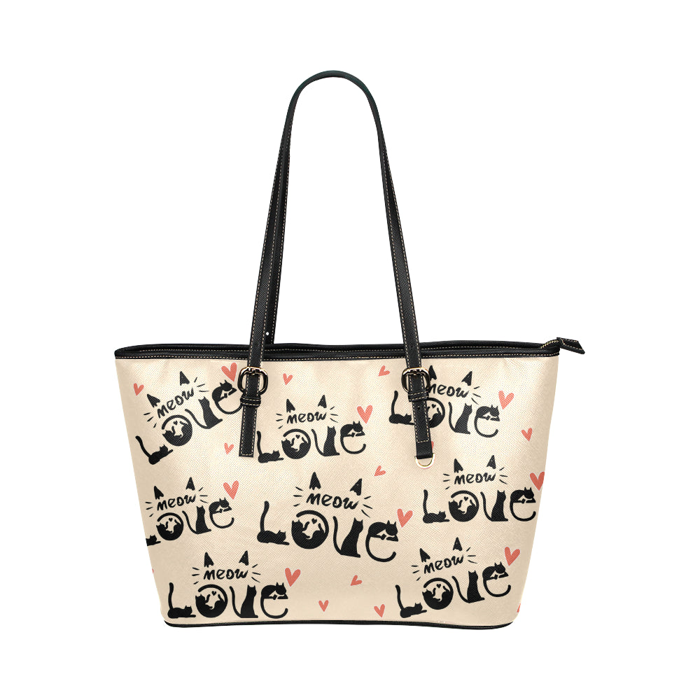Cat Vector Tote Bag