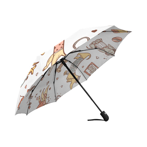 Image of Dachshund Vintage Umbrella