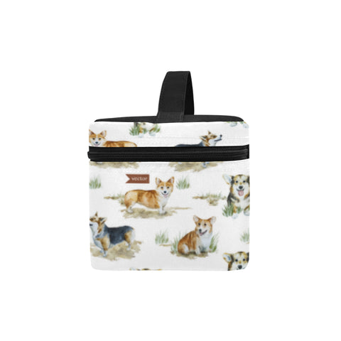 Image of Corgi Cosmetic Bag