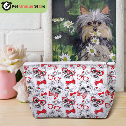 Yorkies Accessory Pouches