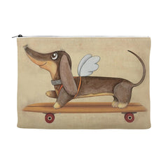 Doxie angel Accessories Pouch