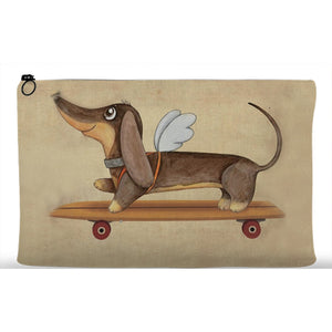 Dachshund angel Pouches