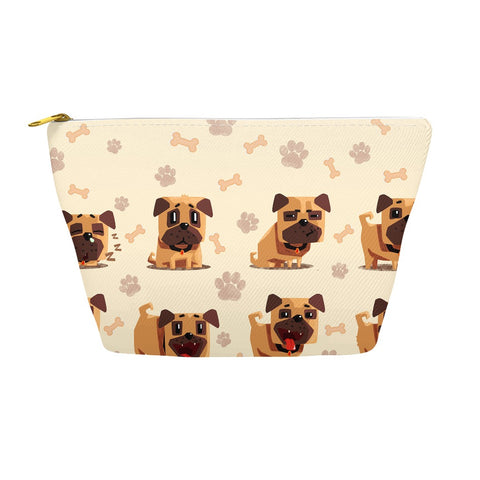 Bulldog emotions Pouches