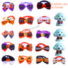 Image of 1PC Halloween Christmas Pet Bow Cute Neckties Collar Supplies